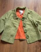 NEXT wiosenna kurtka rozmiar 116 5 do 6 lat zielon