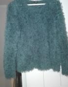 Mega Puchaty Sweter Fluffy H&M...