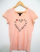 Marc by Marc Jacobs różowy tshirt...