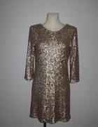 Nowa sukienka Vila cekiny rozm M L...