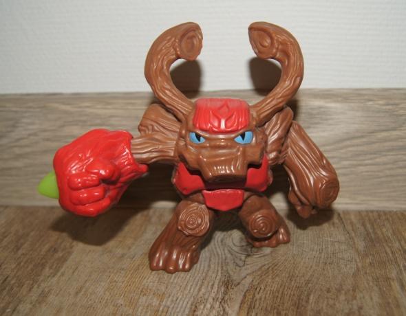 Zabawki Figurka Gormiti świeci