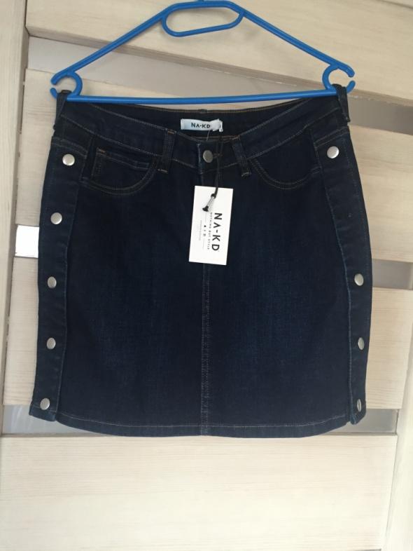 Spódnice Jeansowa mini spódnica
