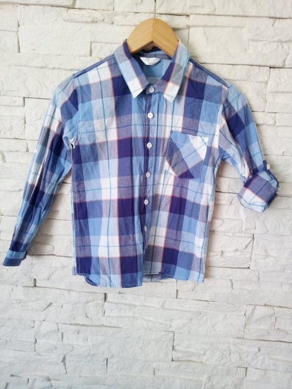 Modna Koszula Dla Chłopca