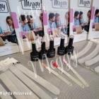 Zestaw startowy do manicure hybrydowego baza top 3 lakiery 10 pilników prezent