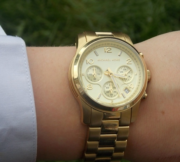 zloty zegarek nowy dostawa 24 h
