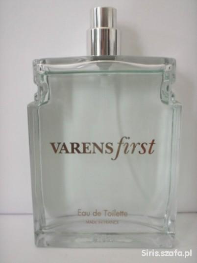Męska woda toaletowa VARENS First w Perfumy Szafa.pl
