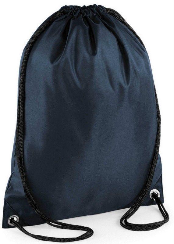 Granatowy plecak worek klasyka must have blogerski
