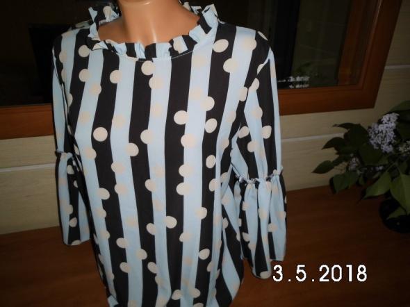 nowa modna bluzka