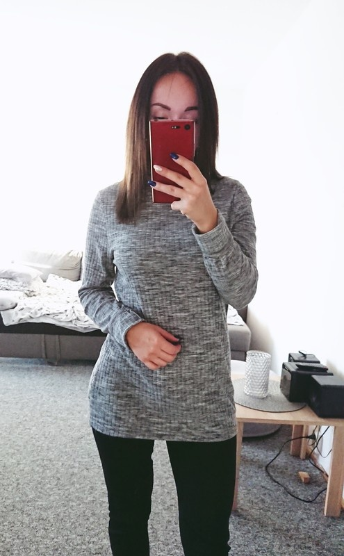 Sweter z golfem F&F