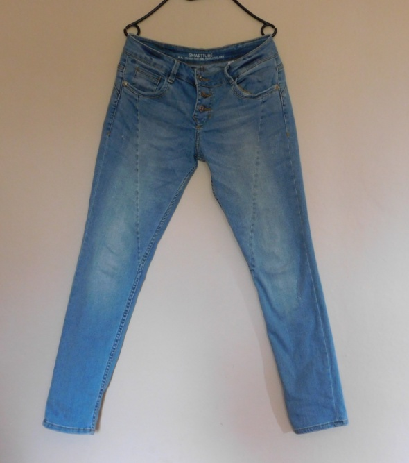SOliver spodnie jeans rurki 42 36 30