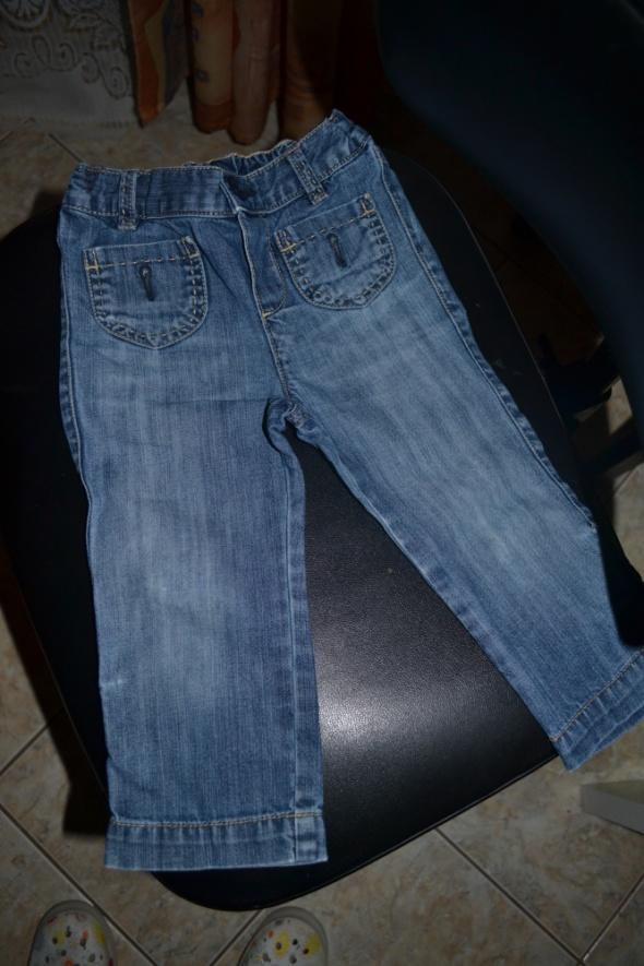 Spodnie GAP 18 24 mc 80cm