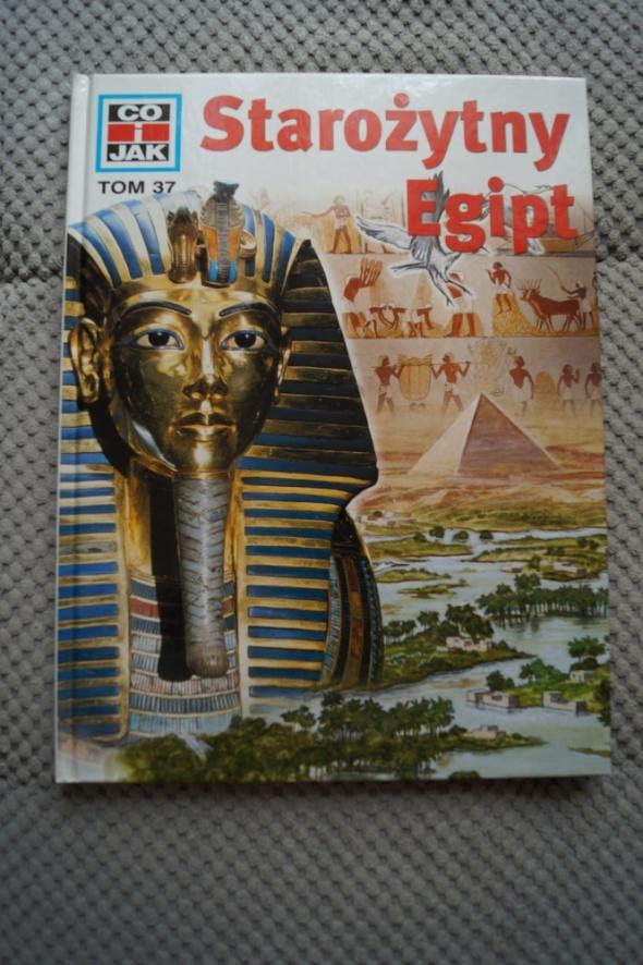 Zabawki Co i jak tom 37 Starożytny Egipt
