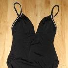 Jednoczęściowy strój kąpielowy Debenhams M czarny