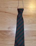 Krawat chłopięcy na gumce...