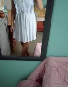 Letnia sukienka w paski M