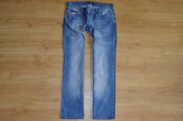 159 dolce gabbana spodnie jeansowe jeansy 31...