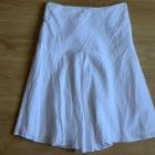 447bhs biała spódnica 40