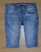 243 chapber spodenki jeansowe męskie 31...