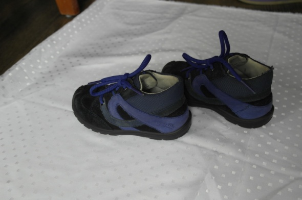 Chłopięce buciki Super Fit 23
