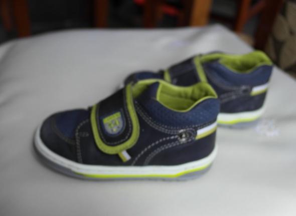 Lasocki buciki dla chłopca 22