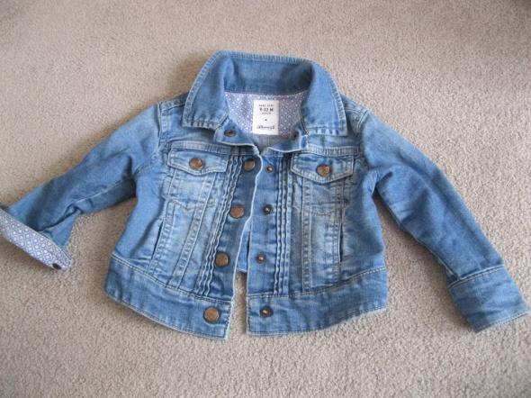 kurtka katana jeans DENIM CO 80 skinny