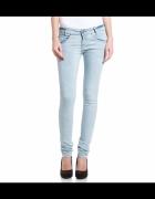 Jasnoniebieskie spodnie C&A 36 S
