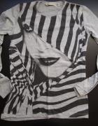 Szara koszulka 36 S