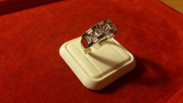 Srebrny pierścionek 925