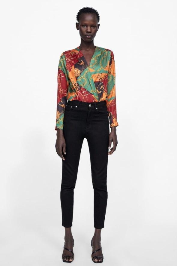 Bluzki Body Zara