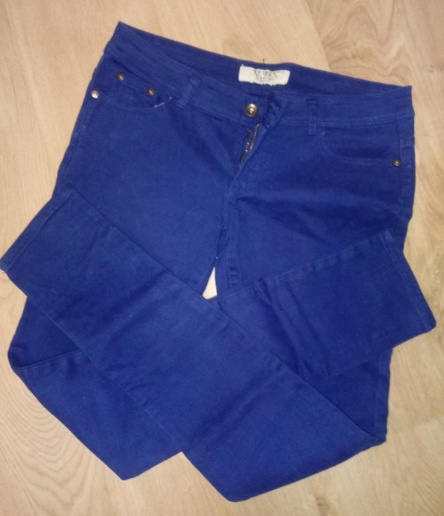 Spodnie Chabrowe spodnie materiałowe