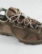 Salomon sandały...