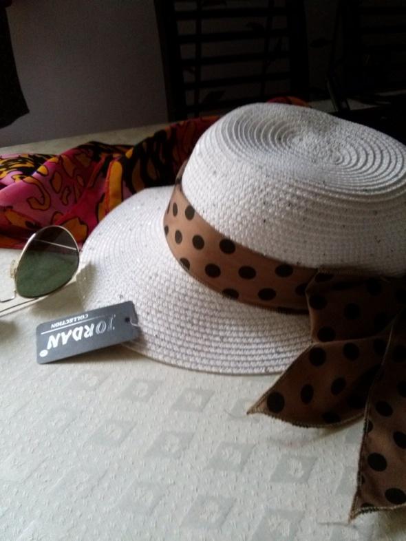Nowy letni damski kapelusz JORDAN