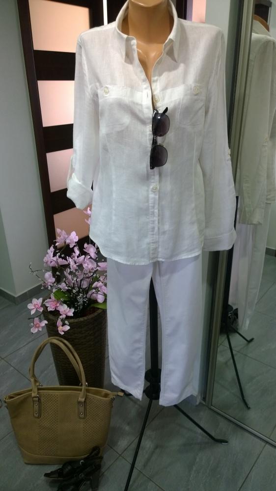 white look...