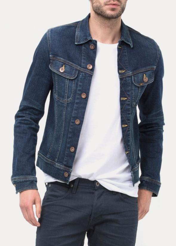 NOWA jeansowa kurtka katana LEE RIDER cena z wysyłką...