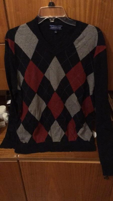swetr w romby