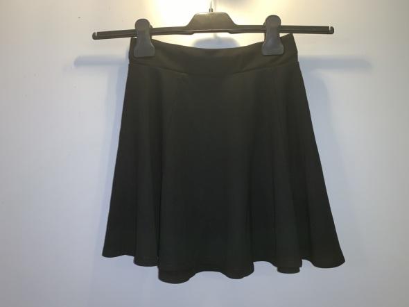 Spódnice czarna spódnica H&M XS