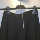 czarna spódnica H&M XS