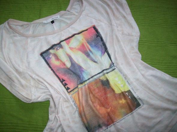 River island bluzka luźna koszulka 8 UK 36 38...