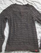 ESPIRT edc bluzka sweter M 38 ażurowy