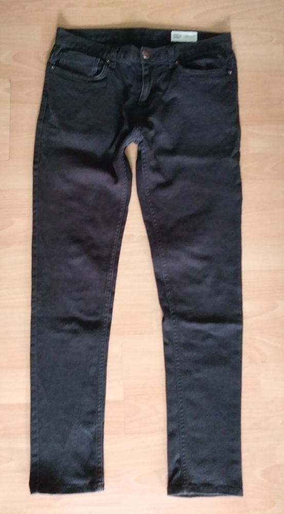 DENIM Co spodnie rurki SKINNY 40 12 UK W30 L32