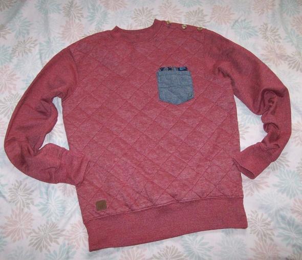 TOKIO młodzieżowa pikowana bluza S