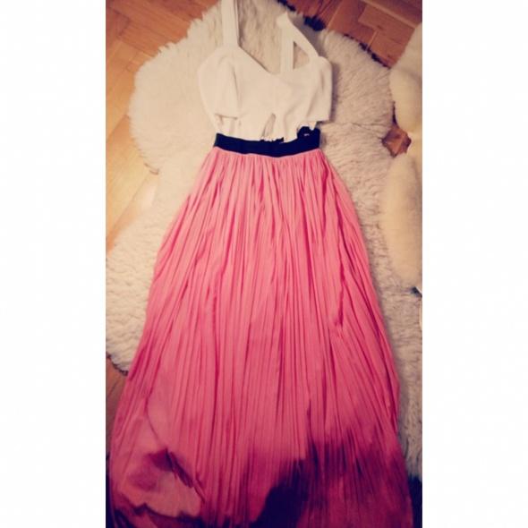 Suknie i sukienki Długa sukienka