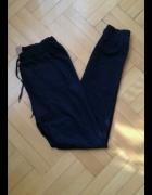 Zara w&b spodnie dresowe joggery xs s...