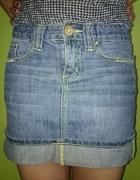 Spódniczka jeansowa Reserved...