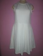 Koronkowa sukienka AURA rozmiar L krem...