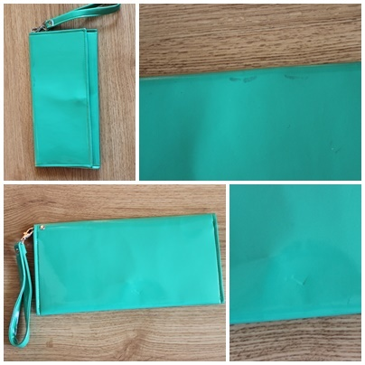 Zielona kopertówka
