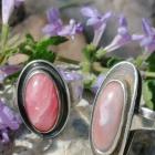 Warmet z opalem różowym