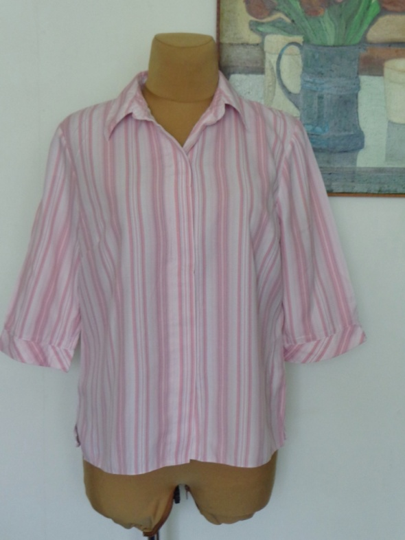 BONMARCHE elegancka koszula 48