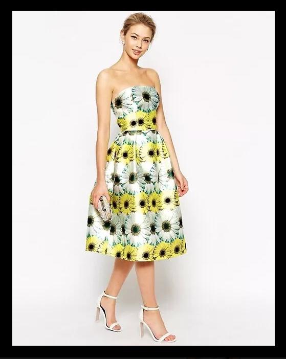 e22a0d8f2615aa CHI CHI LONDON SUKIENKA W KWIATY 40 12 w Suknie i sukienki - Szafa.pl