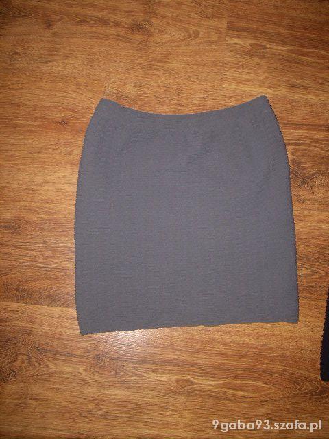 Spódnice szara spódnica bandażowa